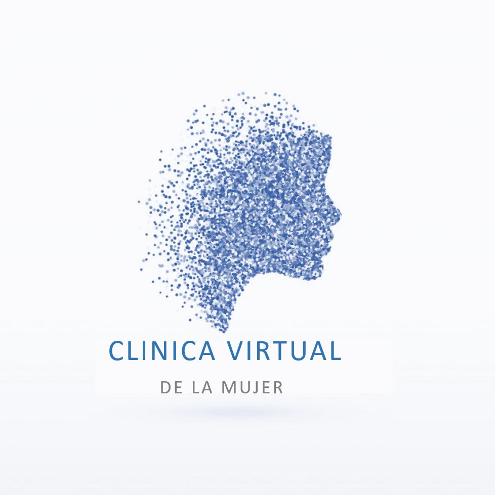clinica virtual de la mujer logo
